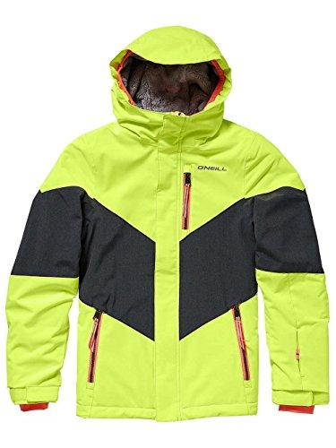 O'Neill Mädchen Kinder Snowboard Jacke Coral Jacket Girls, pyranine Yellow, 152 -