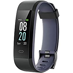 Willful Montre Connectée Bracelet Connecté Podometre Smartwatch Cardio Etanche IP68 Homme Femme Enfant Fille Smart Watch Android iOS Sport Running Sommeil Course pour iPhone Samsung Huawei Xiaomi Sony