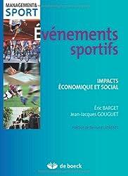 Evènements Sportifs Impacts Economique et Social