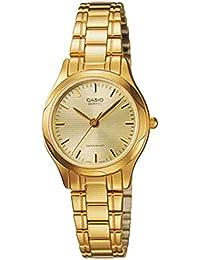 CASIO LTP-1275G-9 - Reloj con movimiento cuarzo, para mujer, color dorado