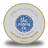 The Moms Co. Natural Body Butter (100 g) for Stretch Marks, Dry Skin