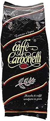 Caffè Carbonelli Arabica Gold - Coffee Beans 1kg from Torrefazione Carbonelli