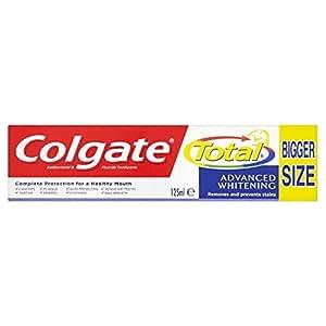 Colgate Total A Progressé De Blanchiment Tube De Dentifrice (125Ml)