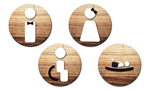 10/mm Oblique trou Positionneur Locator Embouts de per/çage Jig Clamp Kit de menuiserie 14/Lot de 6 8 Haven Shop Poche Slant trou Jig kit
