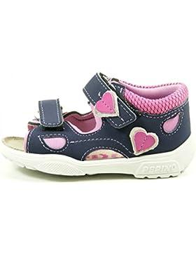 Ricosta 34-38800 Kittie Schuhe Mädchen Sandalen Weite weit