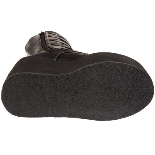 Pleaser Swi220/b/pu, Bottes Femme Noir (Black)
