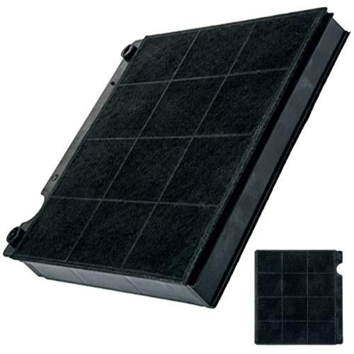 Filtro de carbón tipo 15(230x 210x 30mm)-Campana-AEG, Ariston Hotpoint, Arthur Martin Electrolux,...