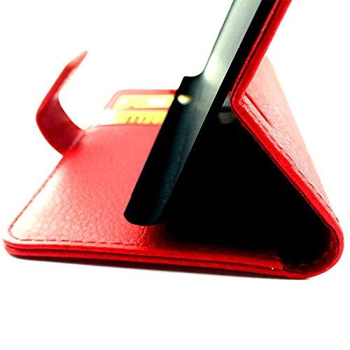 Locaa(TM) Pour Apple IPhone 7 Plus IPhone7+ (5.5 inch) 3D Bling Rose Case Coque Fait Love Cuir Qualité Housse Chocs Étui Couverture Protection Cover Shell Phone Nous [Rose 1] Blanc - Rose Bleu Rouge - Rose Bleu