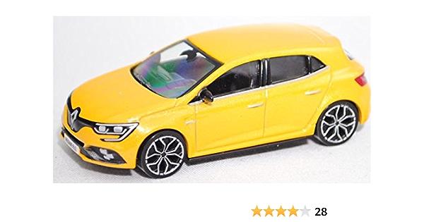 Norev 310901 Renault Megane Rs 2017 Sirius Yellow Spielzeug