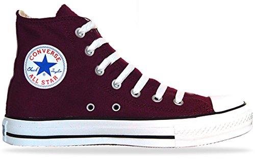Converse Converse All Star Hi Schuhe 7,5 plum