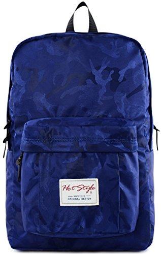 camo-laptop-backpack-hotstyle-waterproof-college-bookbag-fits-156-macbook-pro-black