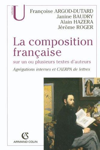 La composition française sur un ou plus...