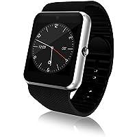 HBWJSH Reloj Inteligente Llamada Pago móvil Sistema Android Foto de Moda Contador de Pasos Reloj Deportivo