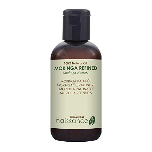 Moringa-bäume (Naissance Moringaöl (Moringa Oleifera), raffiniert 100ml 100% rein)
