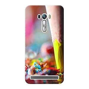 Mobile Back Cover For Asus Zenfone Selfie ZD551KL (Printed Designer Case)