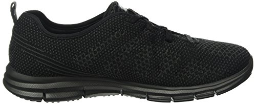 Skechers Glider-Forever Young, Baskets Basses Femme Ner0