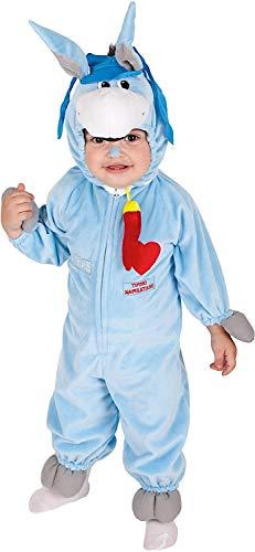 Costume di carnevale da ultras napoletano vestito per neonato bambino 1-4 anni travestimento veneziano halloween cosplay festa party 88643 taglia 4