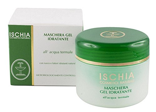 Ischia Cosmetici Naturali Maschera Gel Idratante - 100 ml