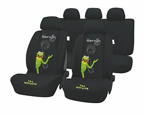 ECO082 Kermit Auto Autositzbezüge Sitzbezüge Schonbezüge Sitzbezug hochwertigem Stick Autositzbezüge Für Ford Fusion