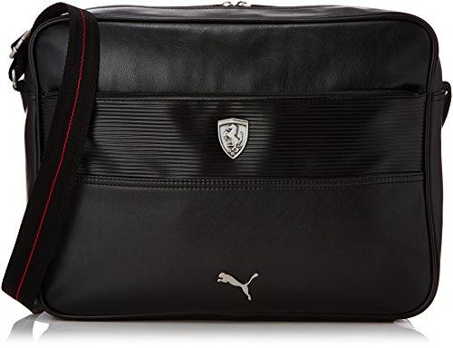 Preisvergleich Produktbild Puma Ferrari LS,  Unisex-Erwachsene Tasche,  Schwarz (Black),  One Size