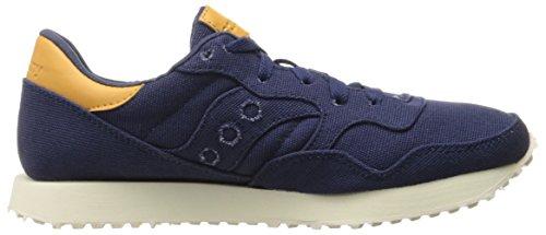 Saucony Originals Womens DXN Trainer Fashion Sneaker Bleu Marine
