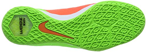 Nike Herren Hypervenomx Finale Ii Ic Fußballschuhe, Grün Grün (Electric Green/black-hyper Orange-bright M)