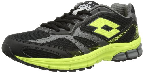 lotto-zenith-iii-zapatillas-de-correr-de-material-sintetico-hombre-color-negro-talla-42