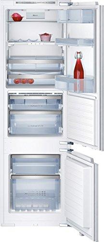 Neff K8345X0 White, 55cm Wide Built-in Fridge Freezer lowest price