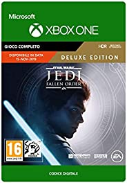 STAR WARS Jedi Fallen Order (Pre-Purchase) Deluxe | Xbox One - Codice download