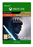 STAR WARS Jedi Fallen Order (Pre-Purchase) Deluxe   Xbox One - Codice download