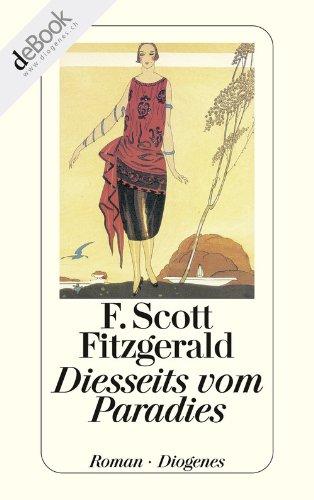 Buchseite und Rezensionen zu 'Diesseits vom Paradies' von F. Scott Fitzgerald
