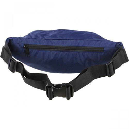 Dynamic Outwear Gürteltasche aus Nylon blau Blau