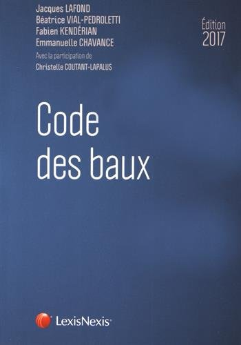 Code des baux 2017