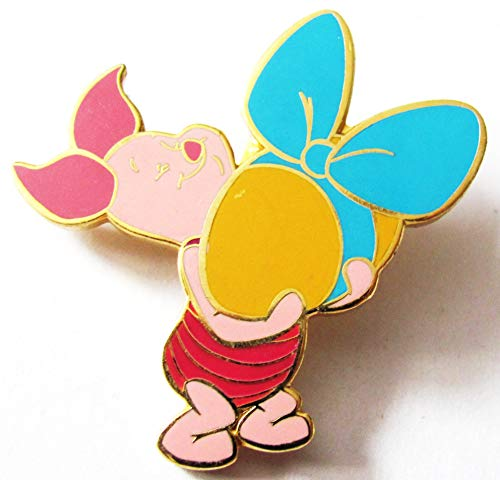 Winnie Pooh Comic - Ferkel - Pin 40 x 40 mm