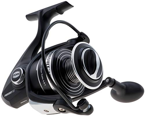 Penn Pursuit Spinning Fishing Reel, Unisex, Color: Black