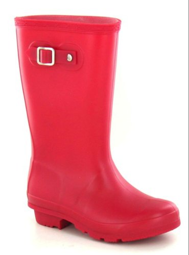 Lightweight Comfortable Kids Wellies in Durable PVC