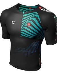 Compressport Camiseta Triatlon TR3 Aero Top Kona 2017 Negra - M 545761c09cd