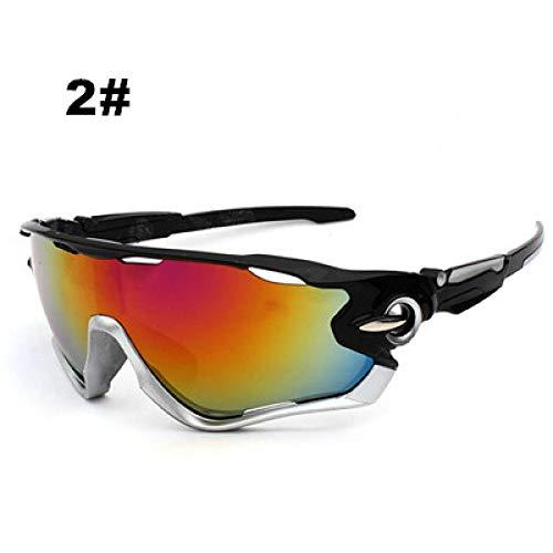ZKAMUYLC SonnenbrilleMarke Radfahren Brillen Dropship UV400 Fahrrad Sonnenbrille Oculos Ciclismo Männer Frauen Radfahren Sonnenbrille Goggle Brille für Fahrräder