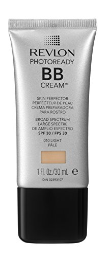Revlon Photoready BB Cream SPF 30 - getönte Tages Creme - Gesichts Pflege 30ml - Farbe: 010 light (Diamond Bb Cream)