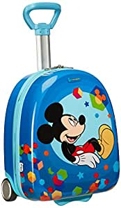 Disney by Samsonite Kindergepäck Disney Wonder Hard Upright 45/16 21.5 Liters Mehrfarbig (Mickey Spectrum) 63597-4407