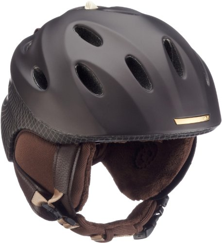 Giro Damen Fahrradhelm Prima, mat brown urbanity, 52-55.5 cm, 2020992