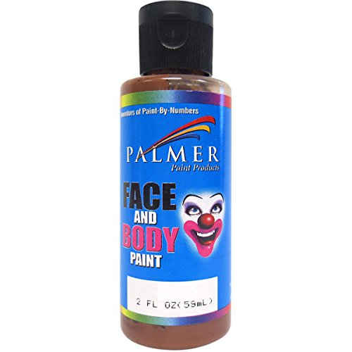 Palmer Peinture Visage et Corps 2oz-Brown, d'autres, multicolore