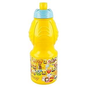 Emoji- Botella Sport pequeña 400ml (STOR 86632)