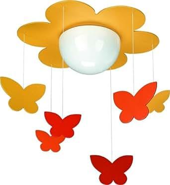 Massive 40096 Wohnlicht Deckenleuchte Schmetterling