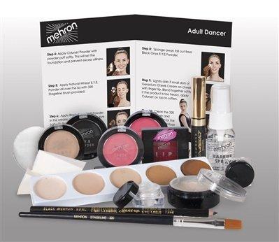 Mehron Kit de maquillage pour danseuse