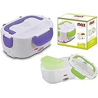 Max Casa i03172 chauffe-plat électrique, vert citron/violet