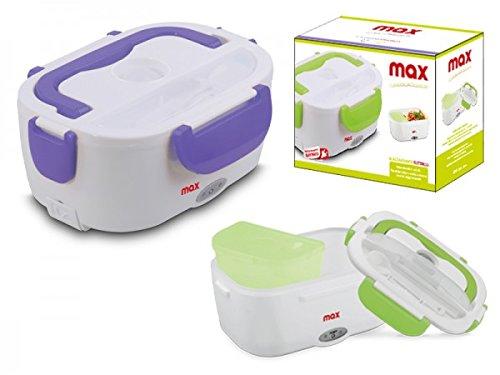Max casa i03172 scaldavivande elettrico, verde lime/viola