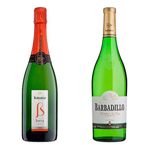 Beta Brut Y Castillo San Diego - Barbadillo - 2 Botellas De 750 Ml