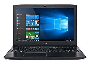 Acer Aspire E 15 E5-575-33Bm Full HD Notebook (Intel Core I3-7100U Processor, 4GB Ddr4, 1TB 5400RPM Hard Drive, Windows 10 Home, Black)