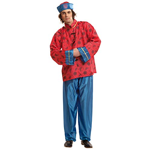 My Other Me Me - Disfraz de Chino, talla XXL (Viving Costumes MOM01093)